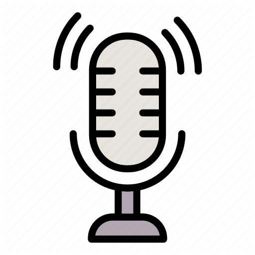 Loud Mic Microphone Speaker Icon Download On Iconfinder Icon Microphone Microphone Icon