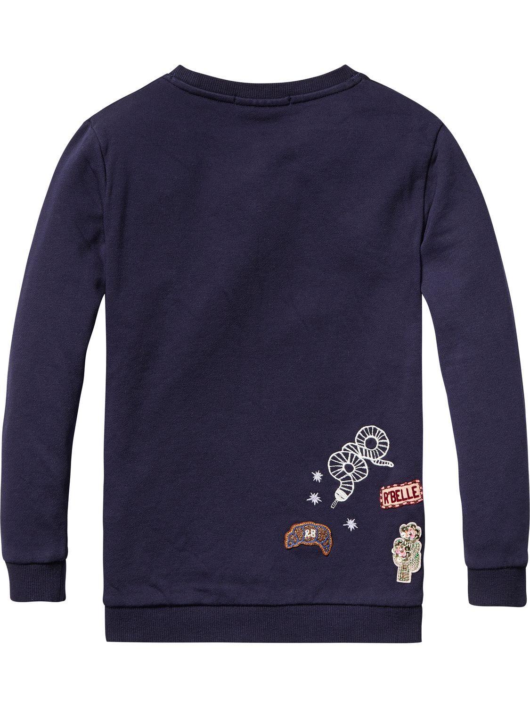 Versierde sweater