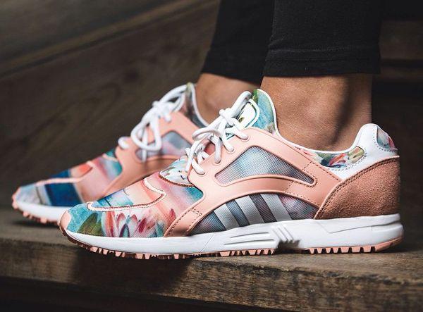 adidas chaussure a fleur