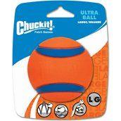 Chuckit! Ultra Rubber Ball, Large