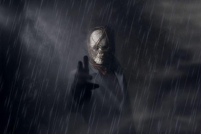 Darkest Dreaming Dark Fantasy Rain Wallpapers Hd Wallpaper