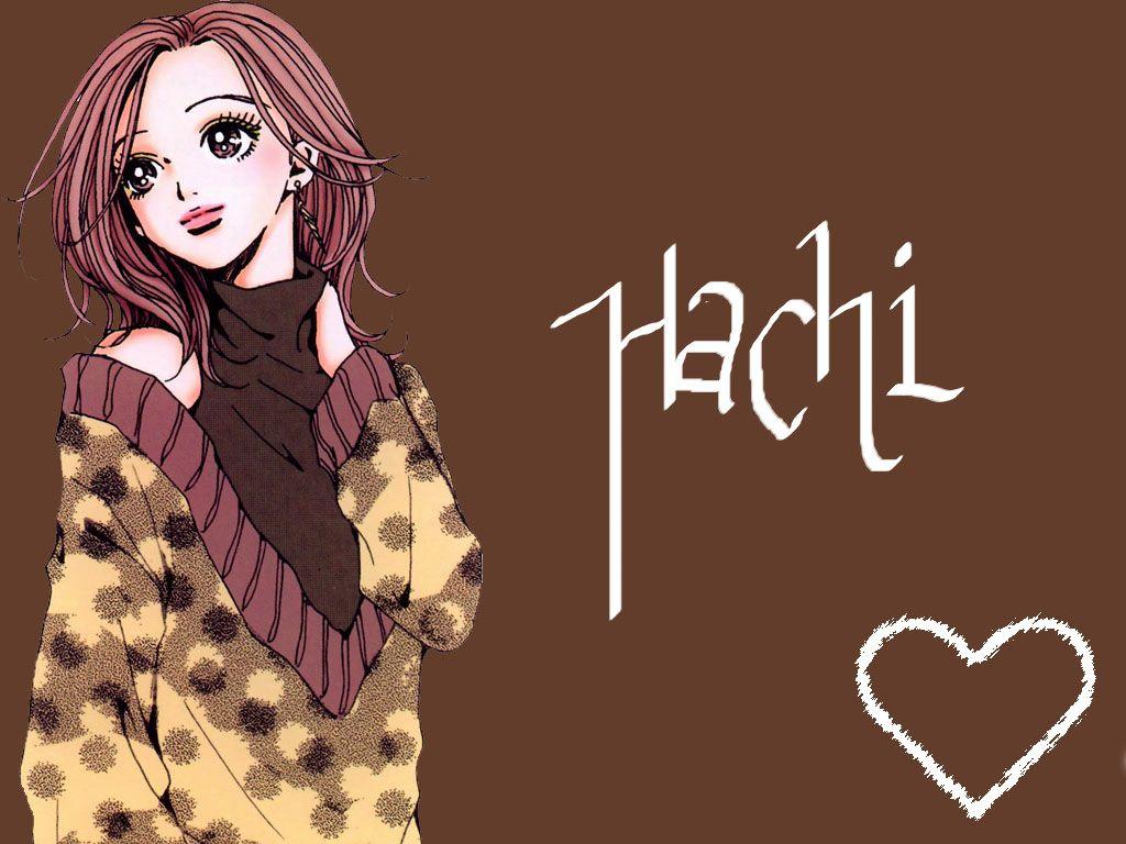 """Risultati immagini per Nana """"Hachi"""" Komatsu"""