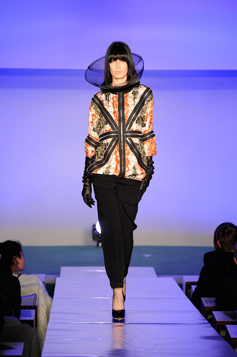 Jean Paul Gaultier Fall 2014 RTW - Review - Vogue