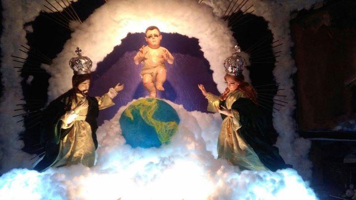 Hermosas imágenes que representan el #Nacimiento2016 del Redentor del Mundo!  De parte de la Familia Samayoa Barrios en zona 15
