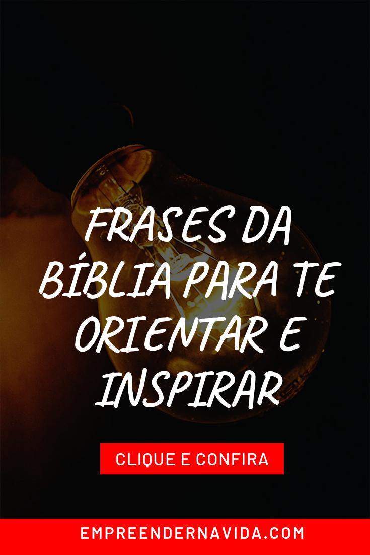 A Bíblia é Uma Fonte De Orientação E Inspiração Conifra As