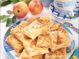 Apfel-Mandel-Kuchen vom Blech Rezept
