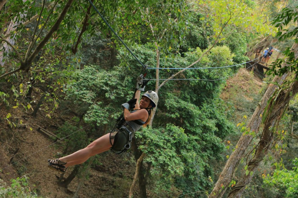 Extreme Zip Lining Adventure In Puerto Vallarta Mexico Zip Lining Adventure Ziplining Puerto Vallarta Mexico