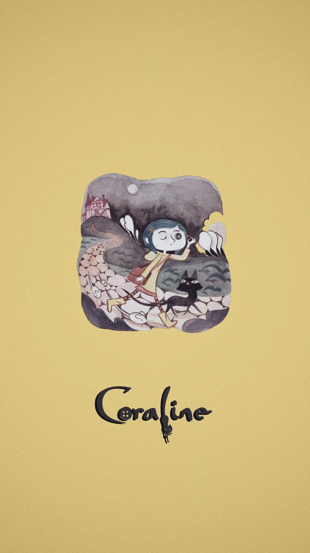 Coraline Tumblr Coraline Aesthetic Coraline Coraline Art