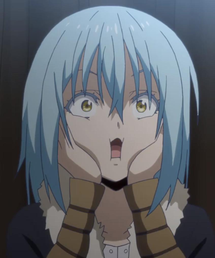 Slime Child Anime, Anime characters, Manga anime