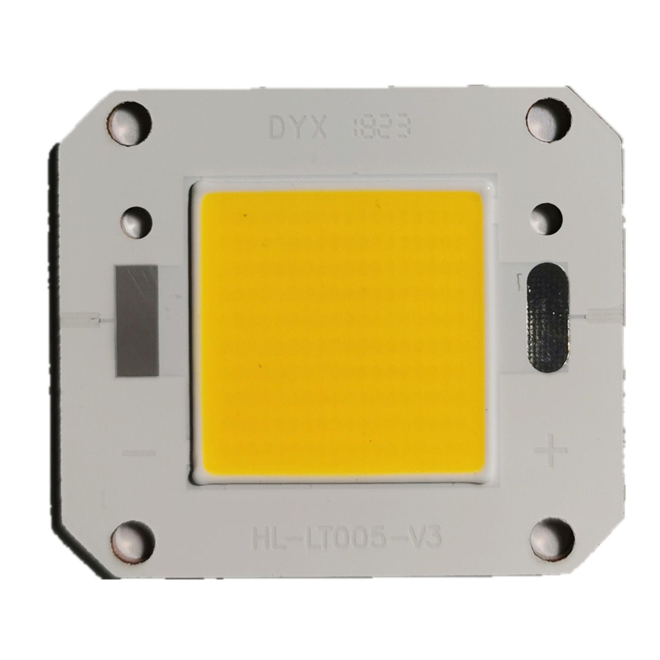Lighting Accessories 6pcs Led Cob Beads Chip High Power 34v 36v 100w Need Driver Diy For Floodlight Lamp Spot Light Led Cob In 2020 Light Accessories Led Lights Led