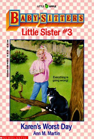 Baby Sitters Little Sister I Had The Whole Series I Loved To