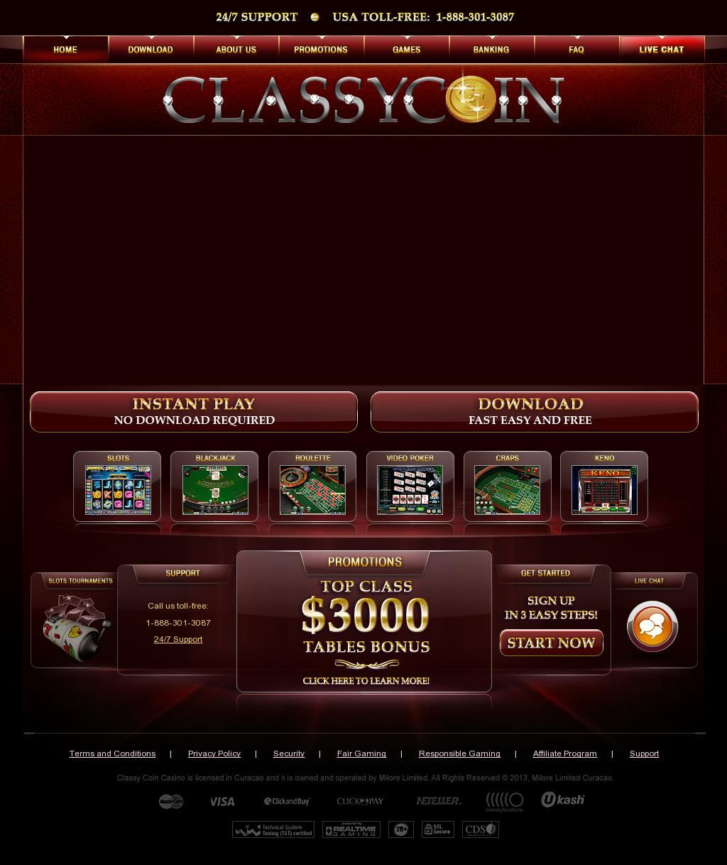 King казино