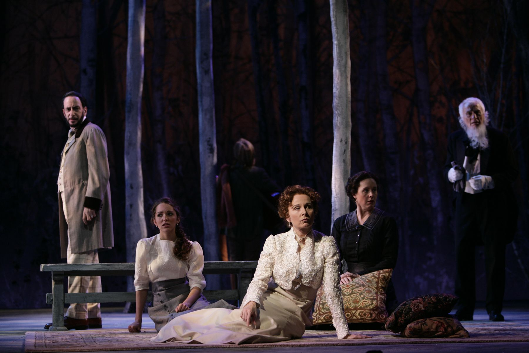 a review of anton chekhovs play the cherry orchard Anton chekhov's play the cherry orchard introduces readers to a pre-revolution  s cherry orchard (a critical analysis by qaisar iqbal janjua.