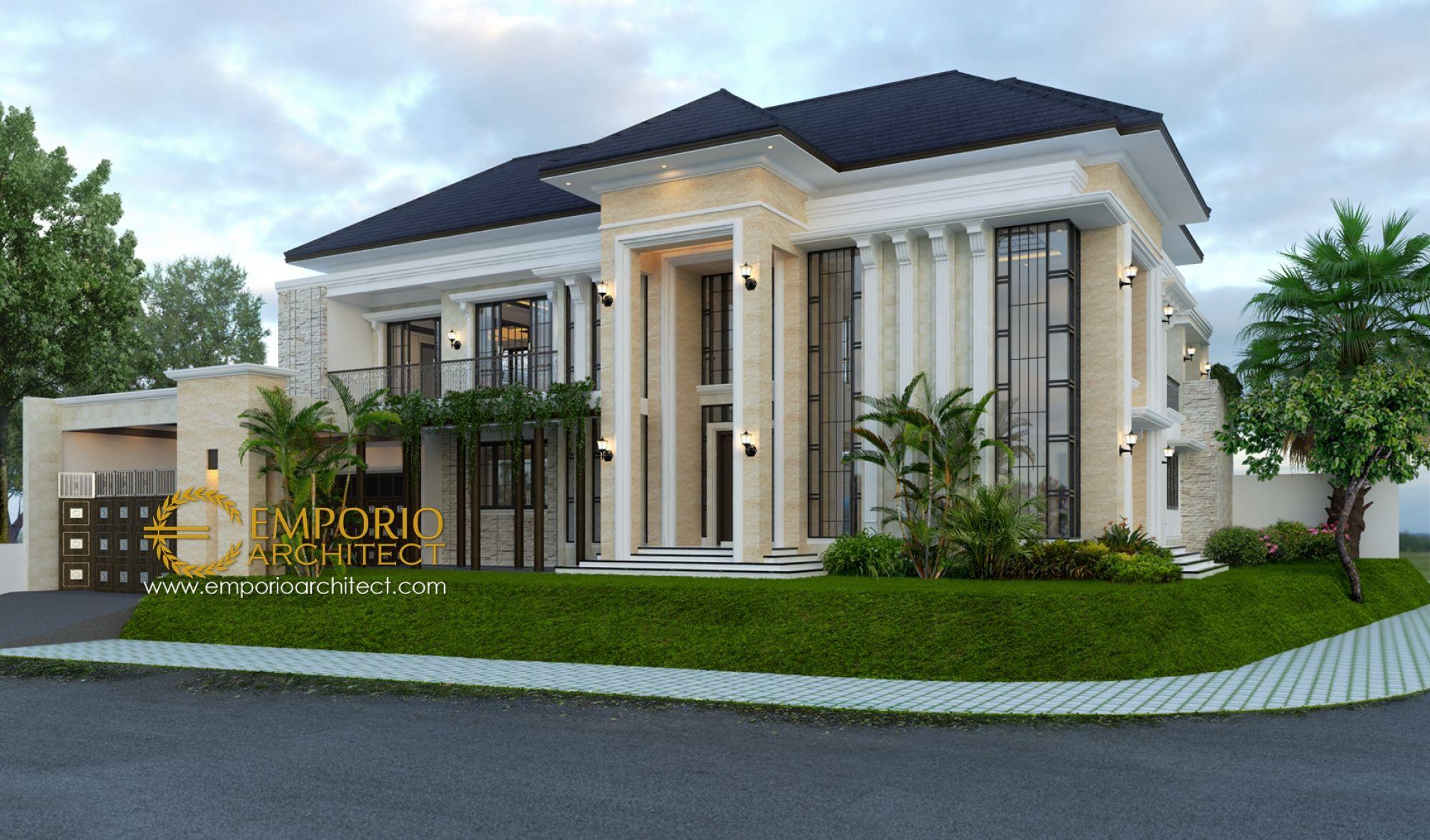 Jasa Arsitek Jakarta Desain Rumah Ibu Miranda Jasa arsitek