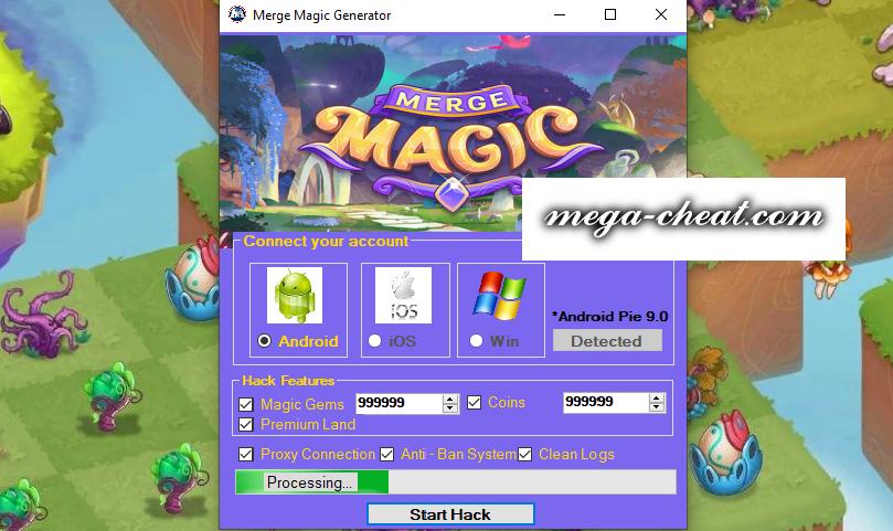 Merge Magic Hack Free Gems Unlimited Workind Free Gems Hacks Cheating