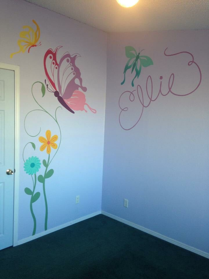 how to make mural painting at home