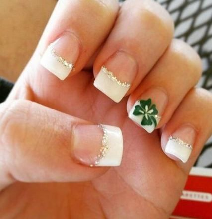 36 Super Ideas Nails Art Designs For Spring St Patricks Day