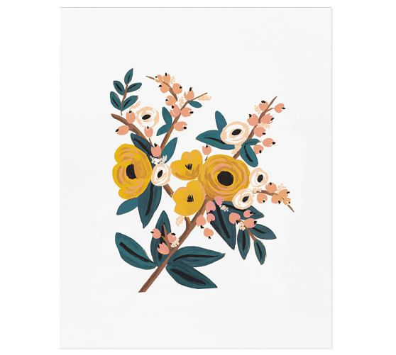 Marigold Botanical by Rifle Paper Co.