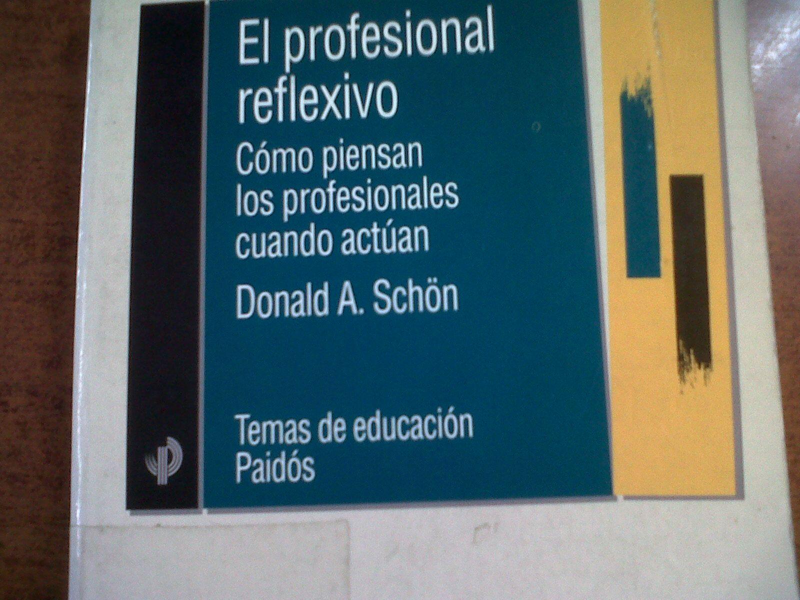 El Profesional Reflexivo Libros Educacion Leer