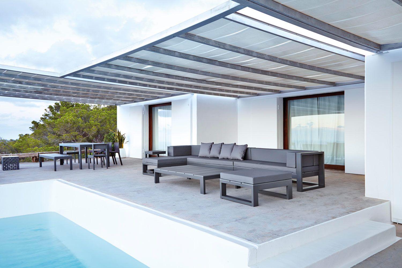 loungesæt Havemøbler loungesæt i topkvalitet og stilrent design   casa del  loungesæt