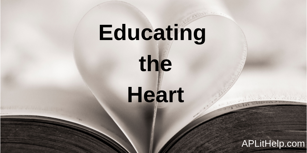 """Download """"Educating the mind without educating the heart is no ..."""