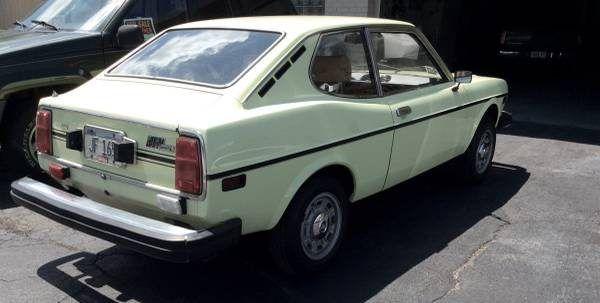 1974 Fiat 128 Sport Coupe Sl Auto Italia Brooklands Met