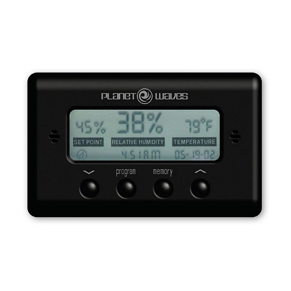 D Addario Planet Waves Humidity And Temperature Sensor Products