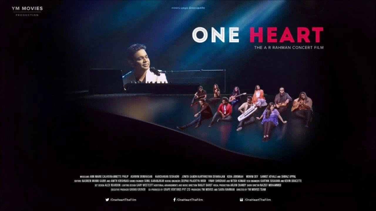 One Heart The Ar Rahman Concert Film