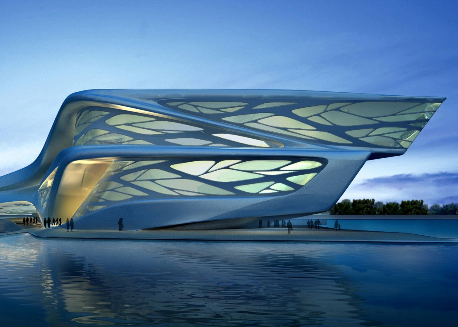 Architecture Design Inspiration zaha hadid fly aerial inspiration for aerial yoga-pilates-fitness