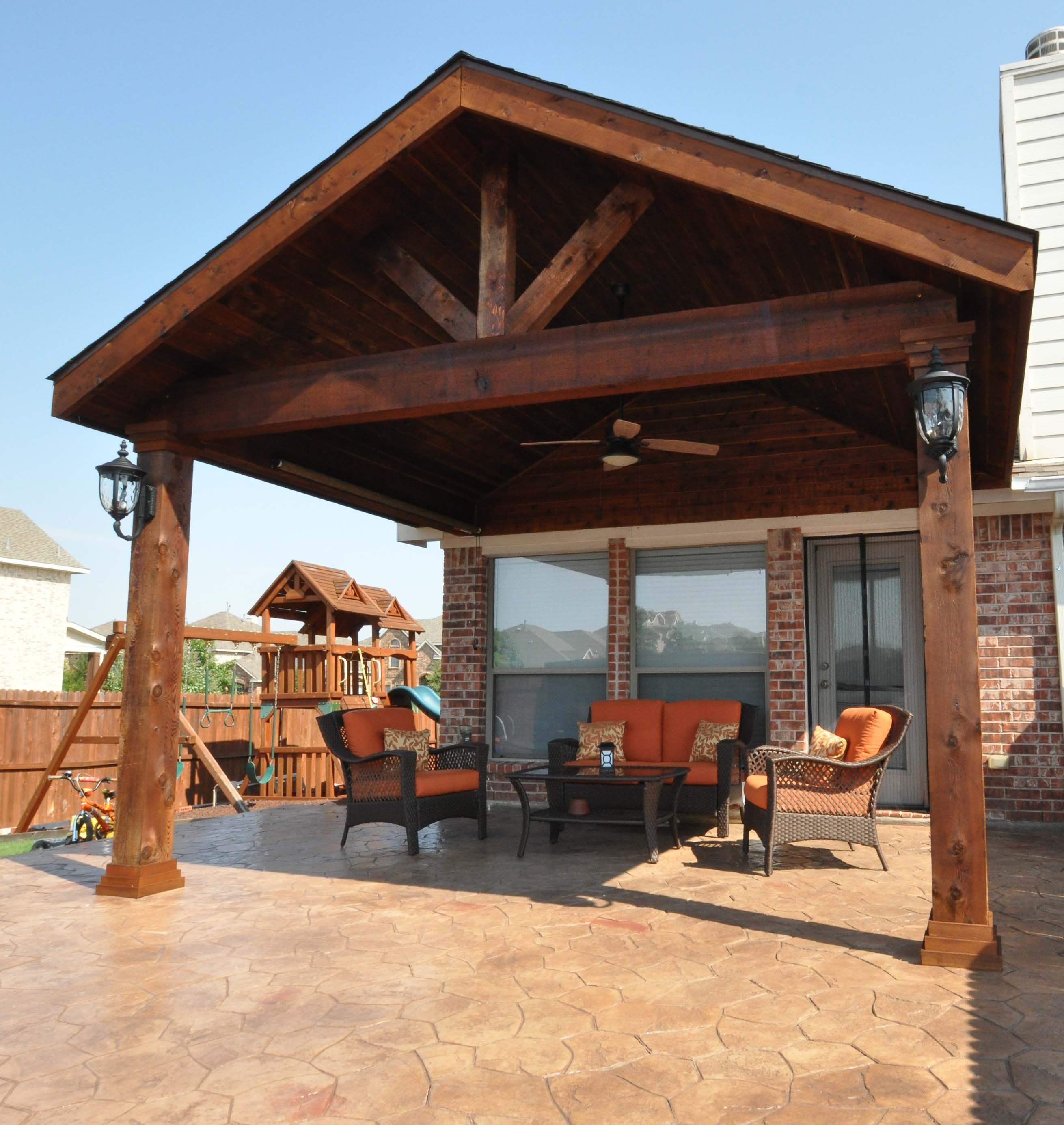 Patio Garden Ideas For Every Space: Every Home Deserves A Special Outdoor Living Space. No