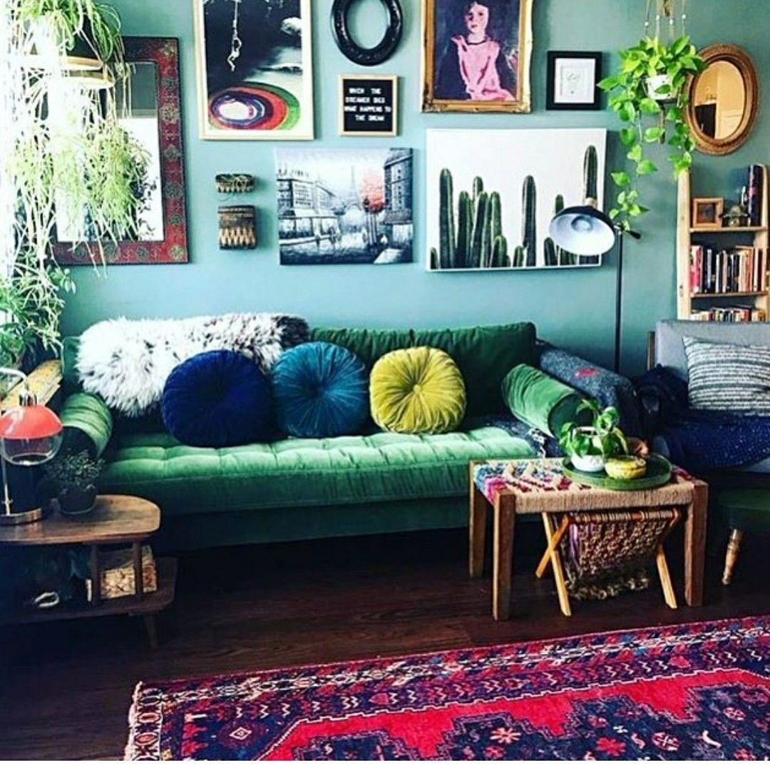 Small Eclectic Living Room Decorating Ideas: House Decoration
