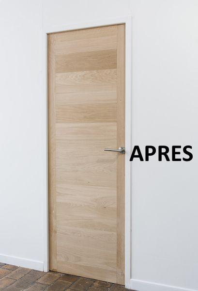 lames de bois kit de r novation porte porta bedroom. Black Bedroom Furniture Sets. Home Design Ideas