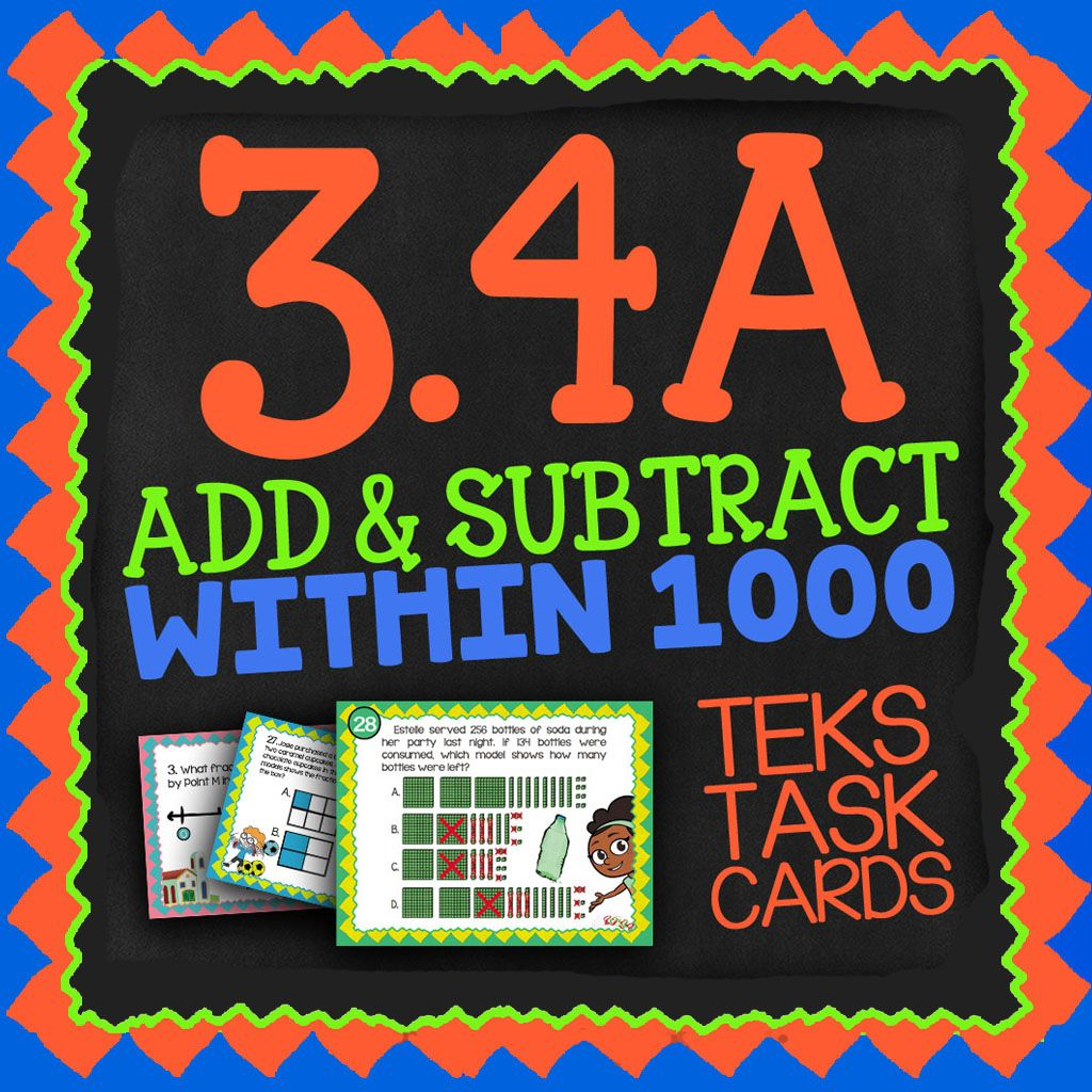 Math Tek 3 4a Adding Amp Subtracting Within 3rd