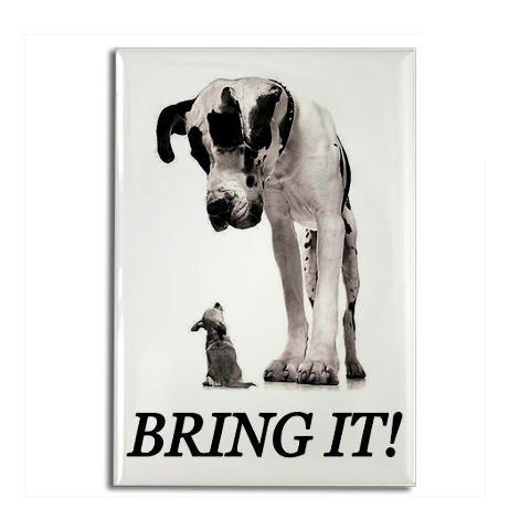 Great Dane Metal Sign Vintage Look CUSTOM DOG NAME