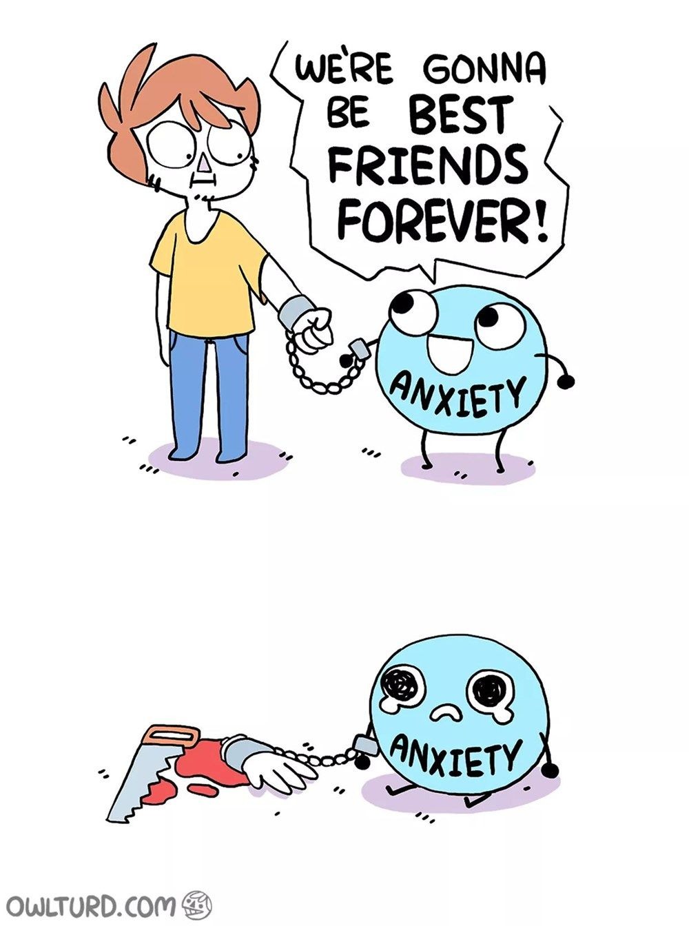 24 Painfully Real Comics About Life Funny Comic Strips Life Comics Owlturd