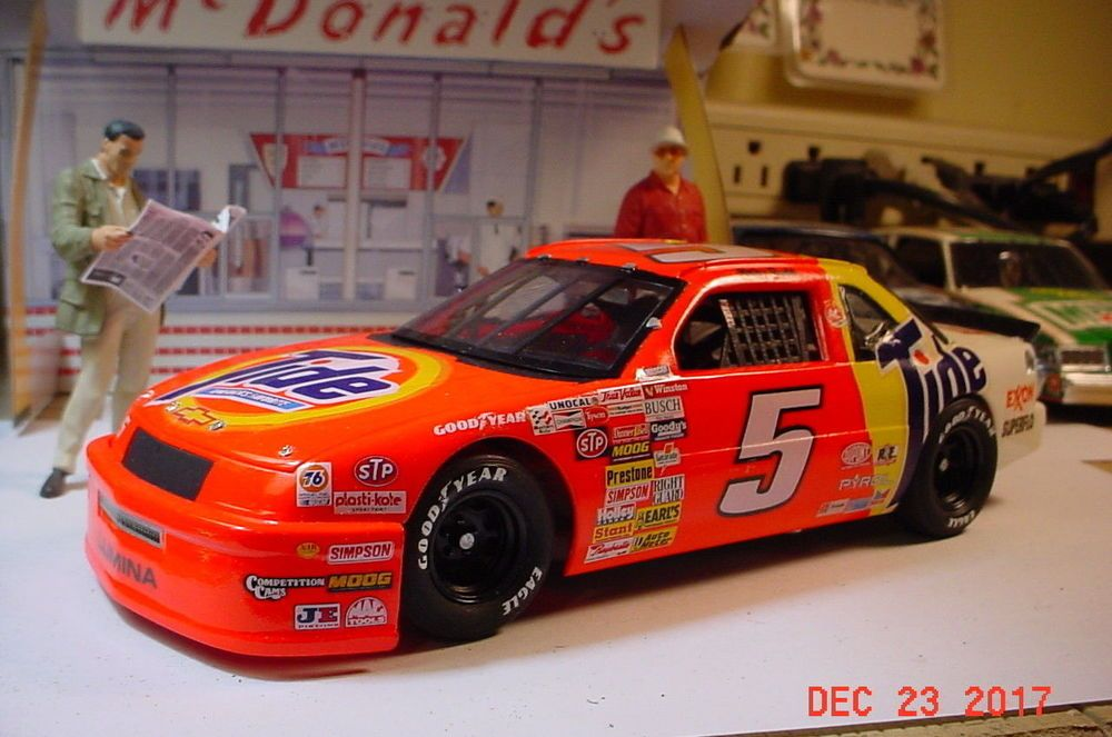 1993 Chevrolet Lumina 5 Ricky Rudd Tide Exxon Nascar 1 24