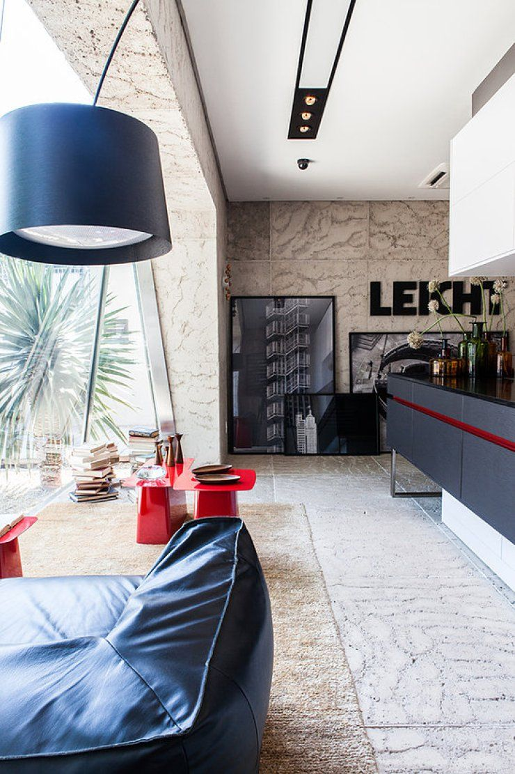 Cozinhas Leicht E Seu Novo Show Room Por Mauricio Arruda Banquetas