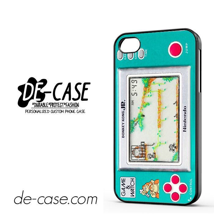 Donkey Kong Retro Game Boy DEAL-3564 Apple Phonecase Cover For Iphone 4 / Iphone 4S