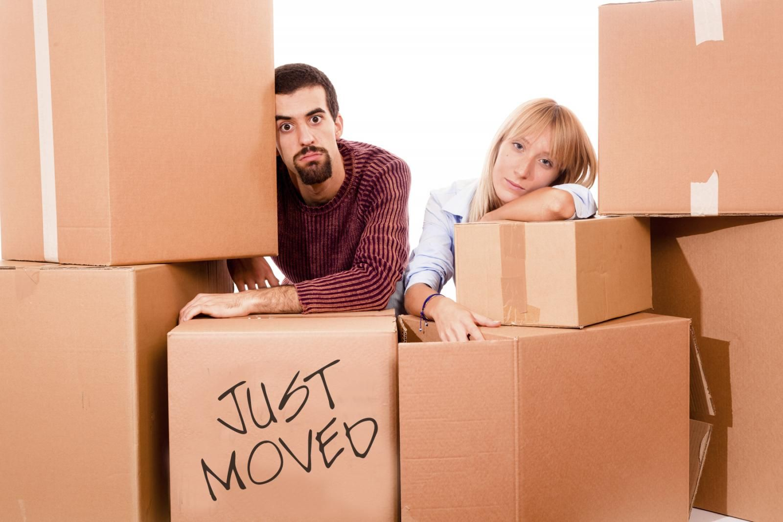 I Just Moved Into A New House Now What Moving Services