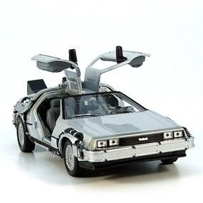 DE LORIAN Car Back to the Future - Coche Regreso al Futuro
