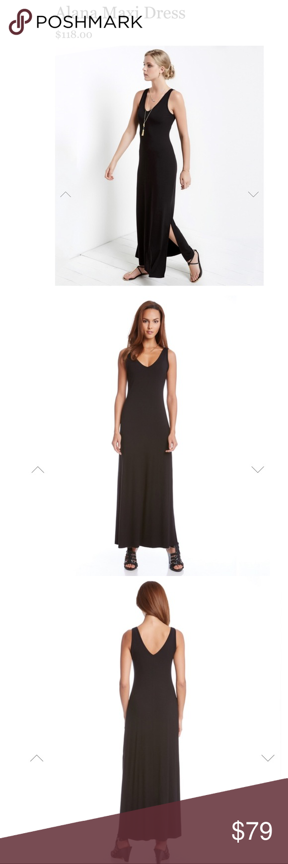 Nwt Karen Kane Alana Maxi Dress Maxi Dress Dresses Karen Kane [ 1740 x 580 Pixel ]