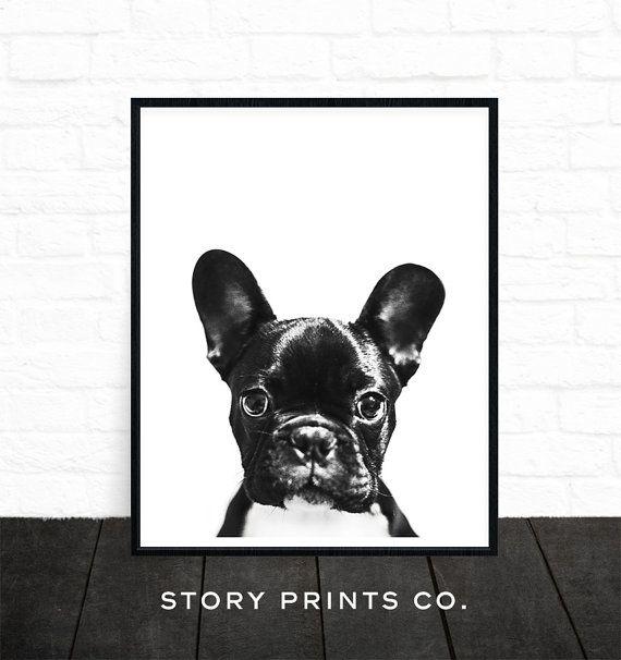 French Bulldog Print French Bulldog Gifts Dog Print Pet