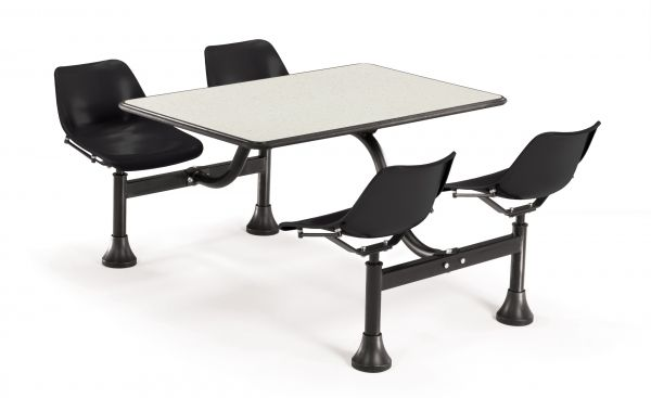 Cluster Table With Laminate Cafeteria Table Ofm Restaurant Furniture For Sale