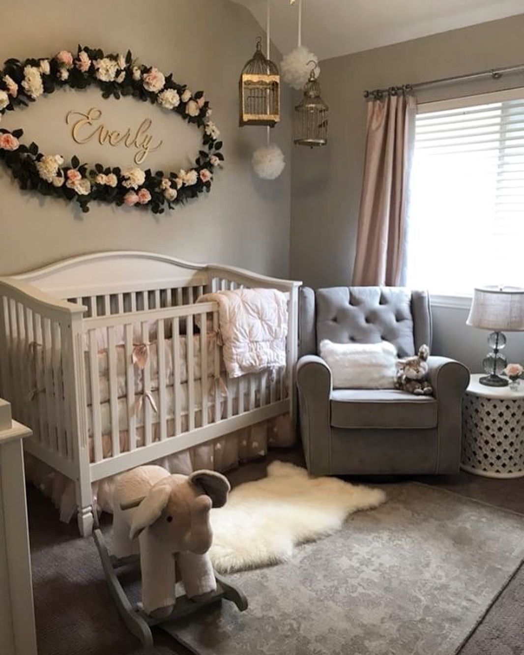 50 Inspiring Nursery Ideas for Your Baby Girl - Cute Designs You'll Love images