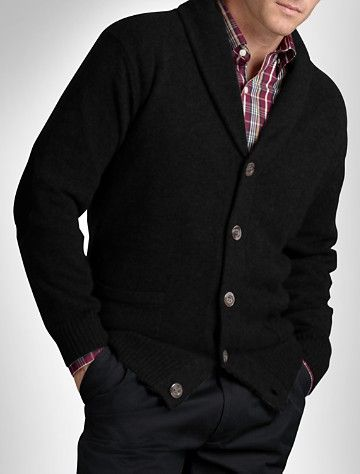 Rochester Shawl Collar Cashmere Sweater What To Wear Sweaters