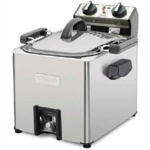 Waring Pro Professional Rotisserie Turkey Fryer Steamer Tf200 At The