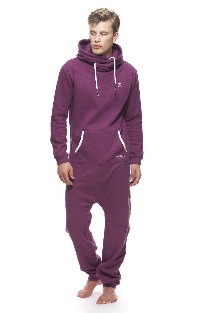 b58517ab7eb5 Joey Onesie Wine Purple in 2019 | Wear it out | Mens fashion ...