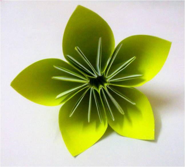 How to make a kusudama flower art platter wedding pinterest how to make a kusudama flower art platter mightylinksfo