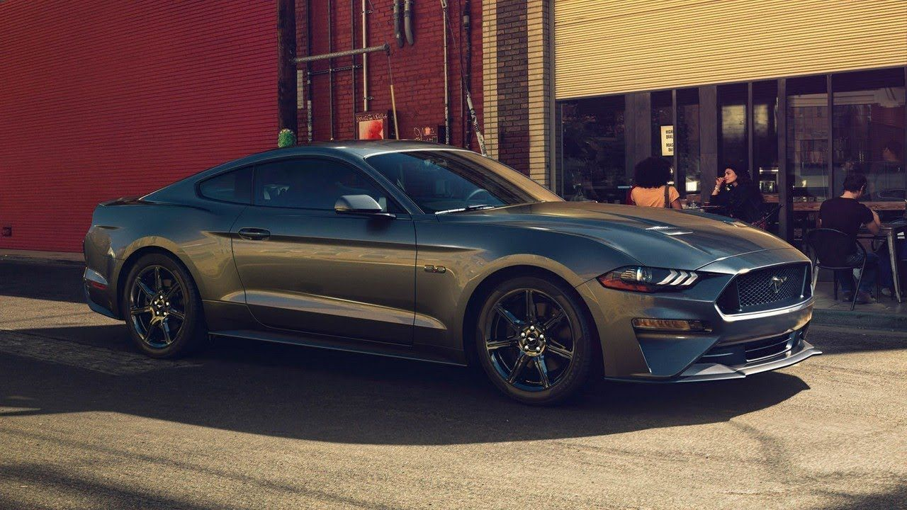 2019 Ford Mustang Gt California Special First Look Review