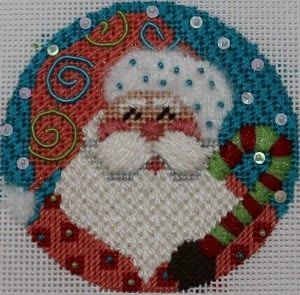 Pocket Full of Stitches: Frosty Friends #stitching